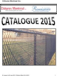 Chain Link Catalog